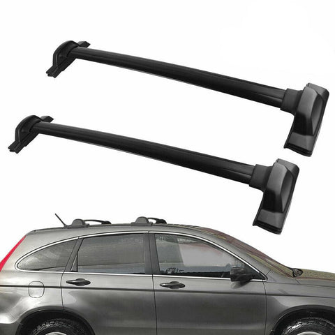 Cross Bars Roof Rack Compatible for Honda CRV 2007-2011, Luggage Cargo Carrier Roof Rails - Max Capacity 150lb - YITAMotor
