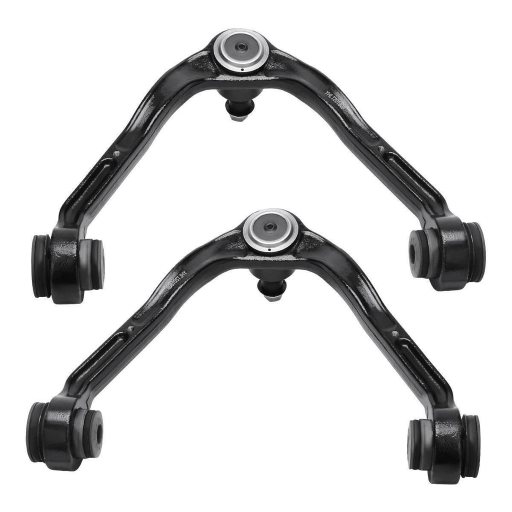 2pcs 2002-2006 Cadillac Escalade ESV EXT/Chevrolet Suburban Front Upper Control Arm Kit