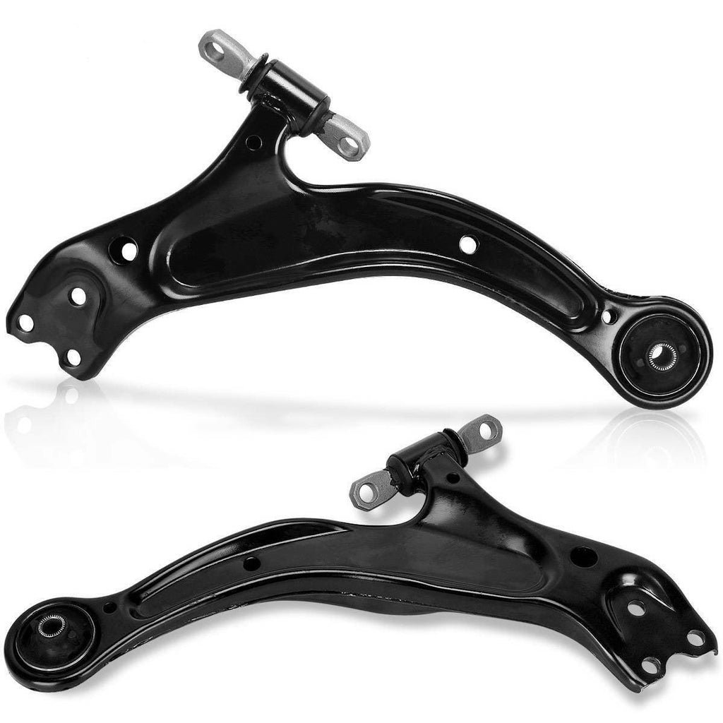 2PC 1998-2004 Toyota Avalon, 1999-2003 Toyota Solara/Sienna -w/Bushings Front Lower Control Arm