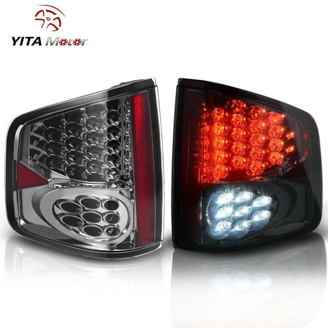 LED Tail Lights  for 1994-2003 Chevy S10 2.2L 4.3L, 1994-2001 GMC Sonoma 2.2L 4.3L, 1997-2000 Isuzu Hombre 2.2L 4.3L