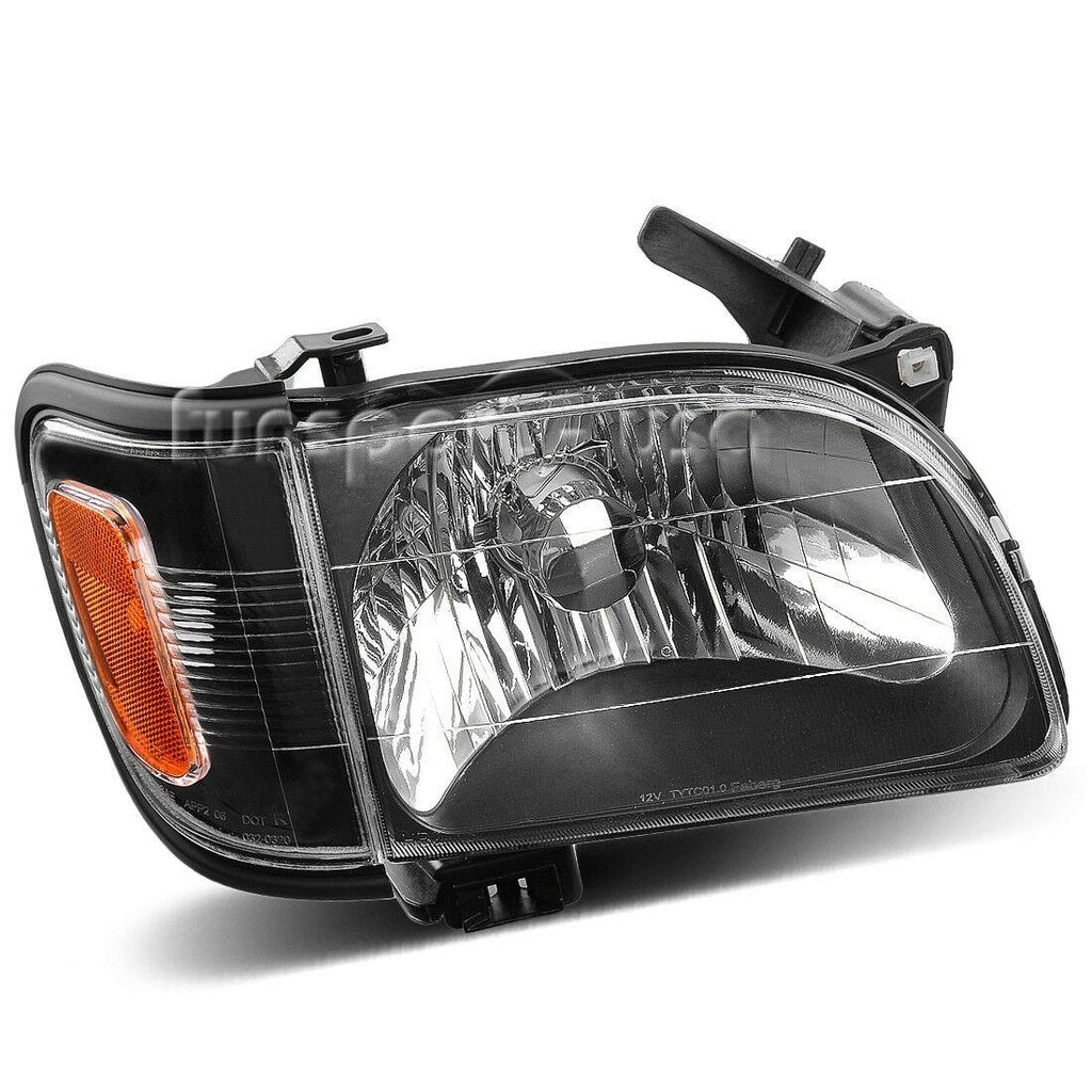 for 2001-2004 Toyota Tacoma Headlight + Signal Bumper Lamp + Tail Light Set L+R - YITAMotor