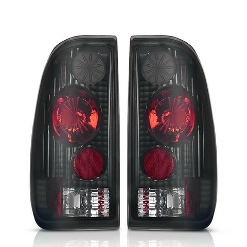 For 1997-2003 Ford F150/1997-1999 F-250 Tail Lights Brake Lamps Tailight LH&RH