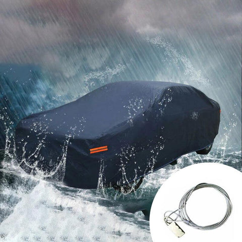Waterproof All Weather Protection Full Car Cover - YITAMotor