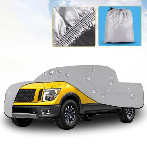 Outdoor Tough Waterproof Uv Rain Protection Truck Cover - YITAMotor