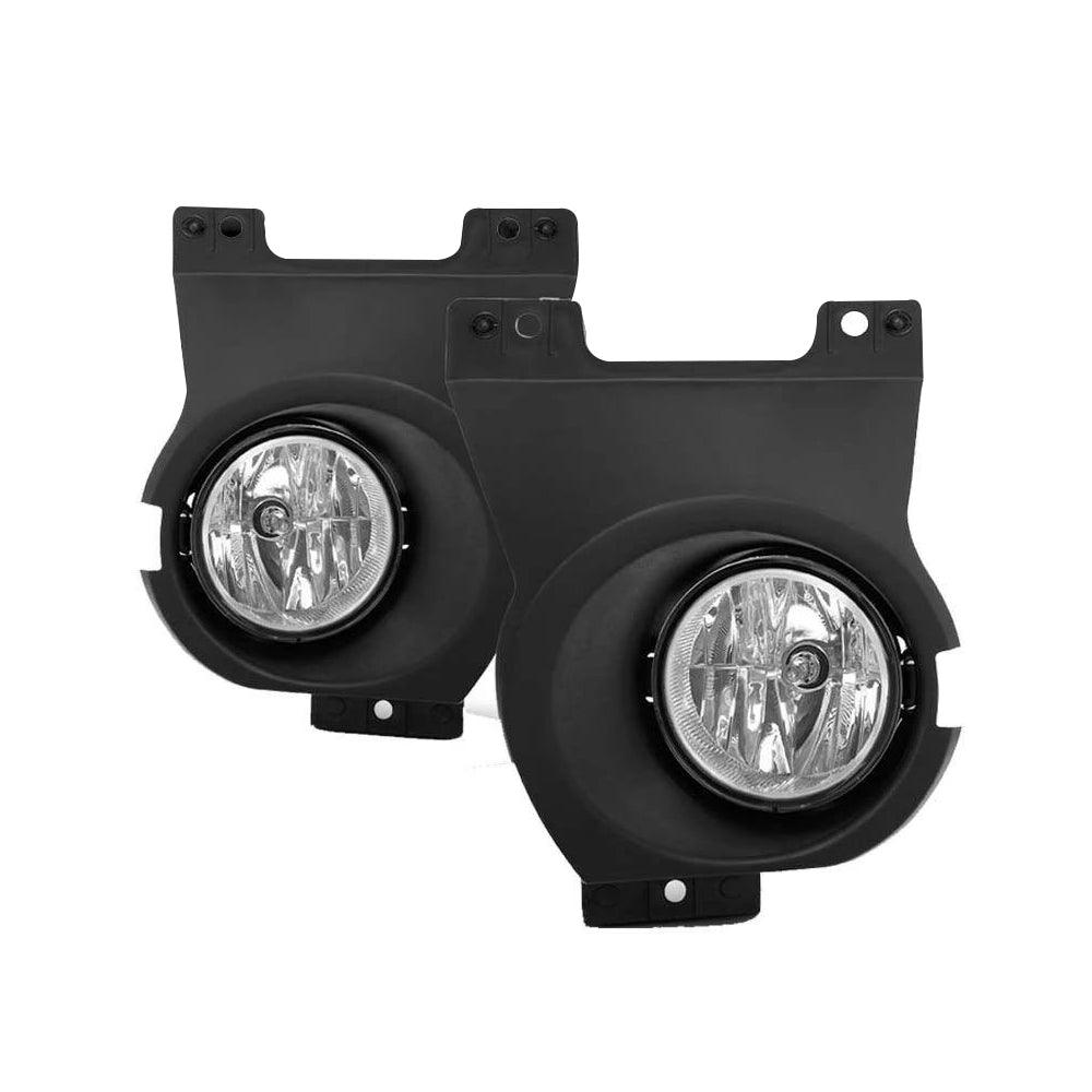 Fog Lights w/Wiring+Switch for 2011-2014 Ford F150 - YITAMotor