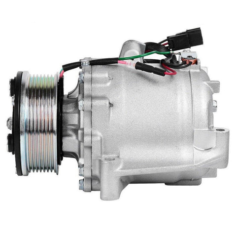 A/C AC Compressor And Clutch for Honda Civic 1.8L 2006 2007 2008 2009 2010 2011-1