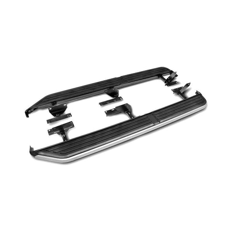 Running Board For 2005-2009 Land Rover Discovery LR3, 2010-2016 Discovery LR4 Aluminum Side Step Nerf Bars - YITAMotor