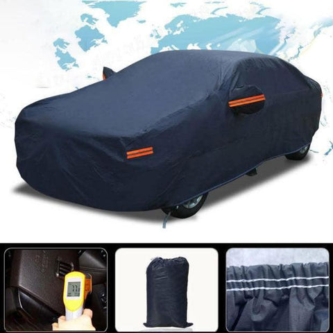 Full Peva Waterproof Heat Dustcar Cover - YITAMotor