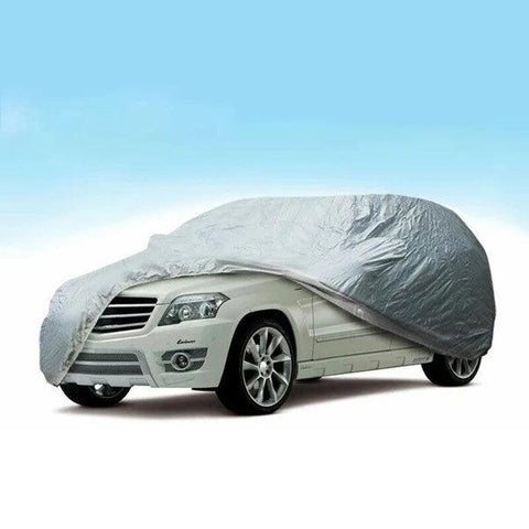 Full Car Cover Waterproof Breathable Sun UV Rain Snow Dust Resistant Protection - YITAMotor