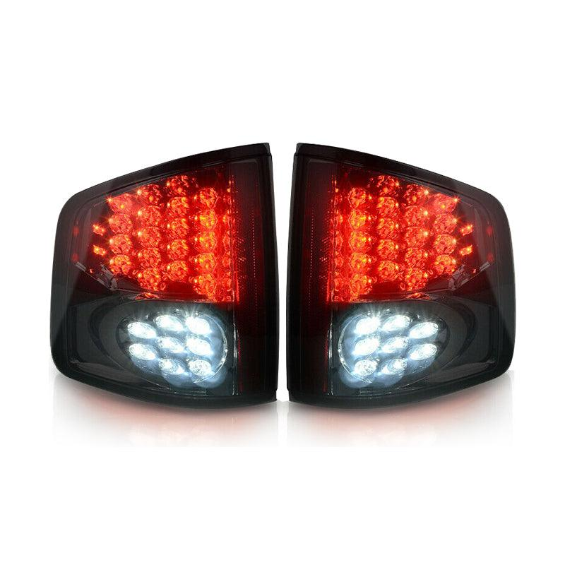 LED Tail Lights  for 1994-2003 Chevy S10 2.2L 4.3L, 1994-2001 GMC Sonoma 2.2L 4.3L, 1997-2000 Isuzu Hombre 2.2L 4.3L - YITAMotor