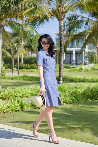 Safari Shirtdress