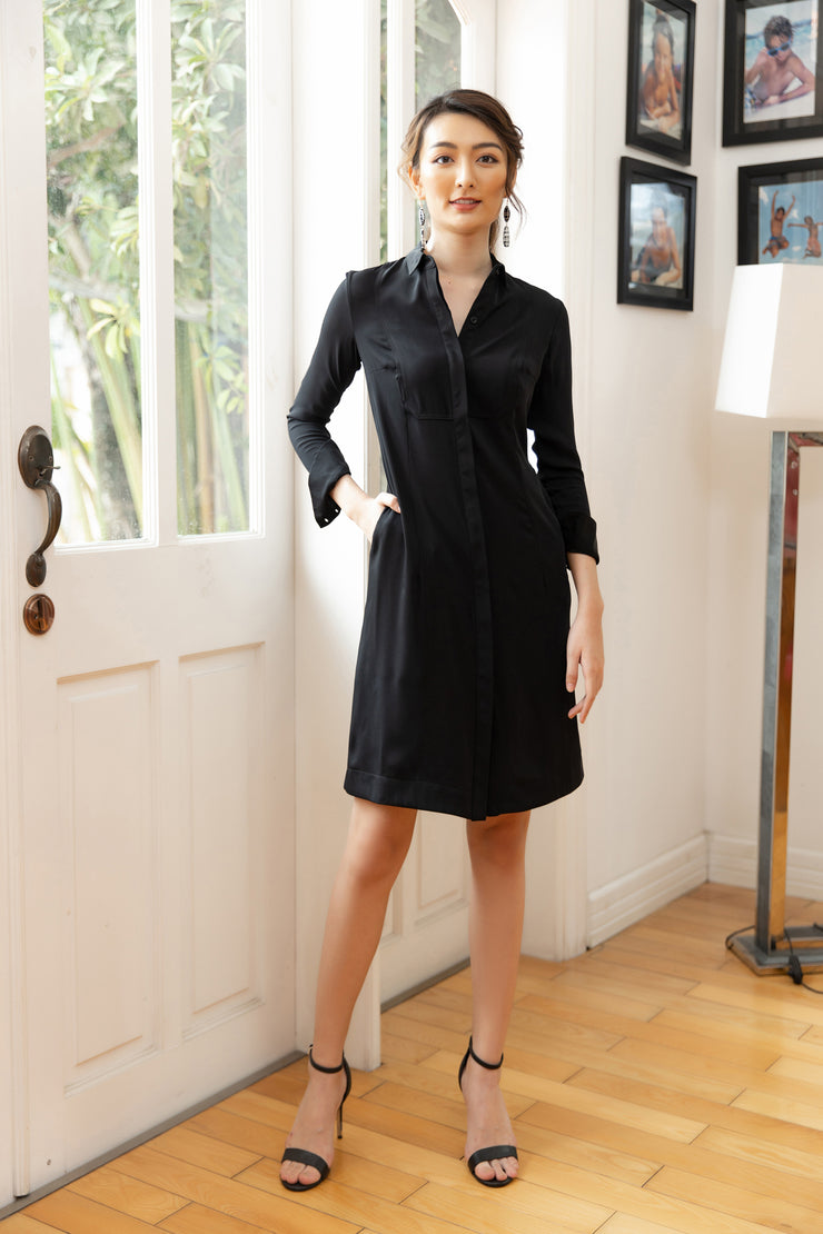 Lady SEXY Shirt Dress