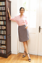 Chic Office Skirt