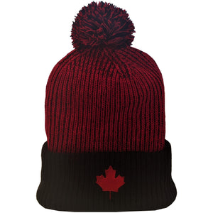 Canada Puffin branded beanie toque