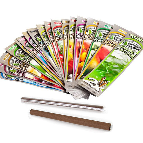 Platinum Double Flavoured Blunts 2x