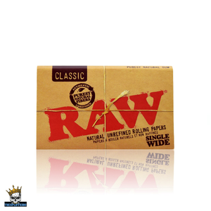 Raw 100's Classic Papers, Regular Size