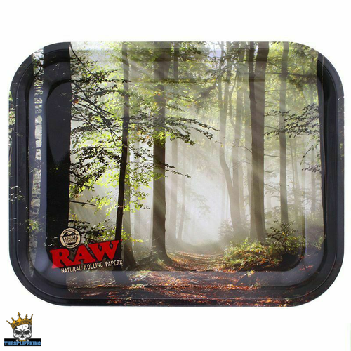 RAW Rolling Tray Forest Design, Large
