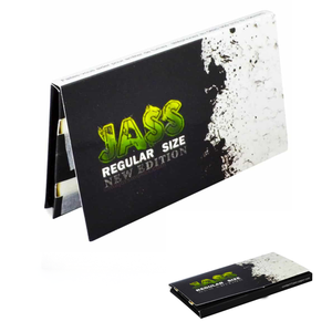 Jass New Edition Rolling Papers, Regular Size