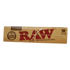 Raw Classic Rolling Papers, King Size