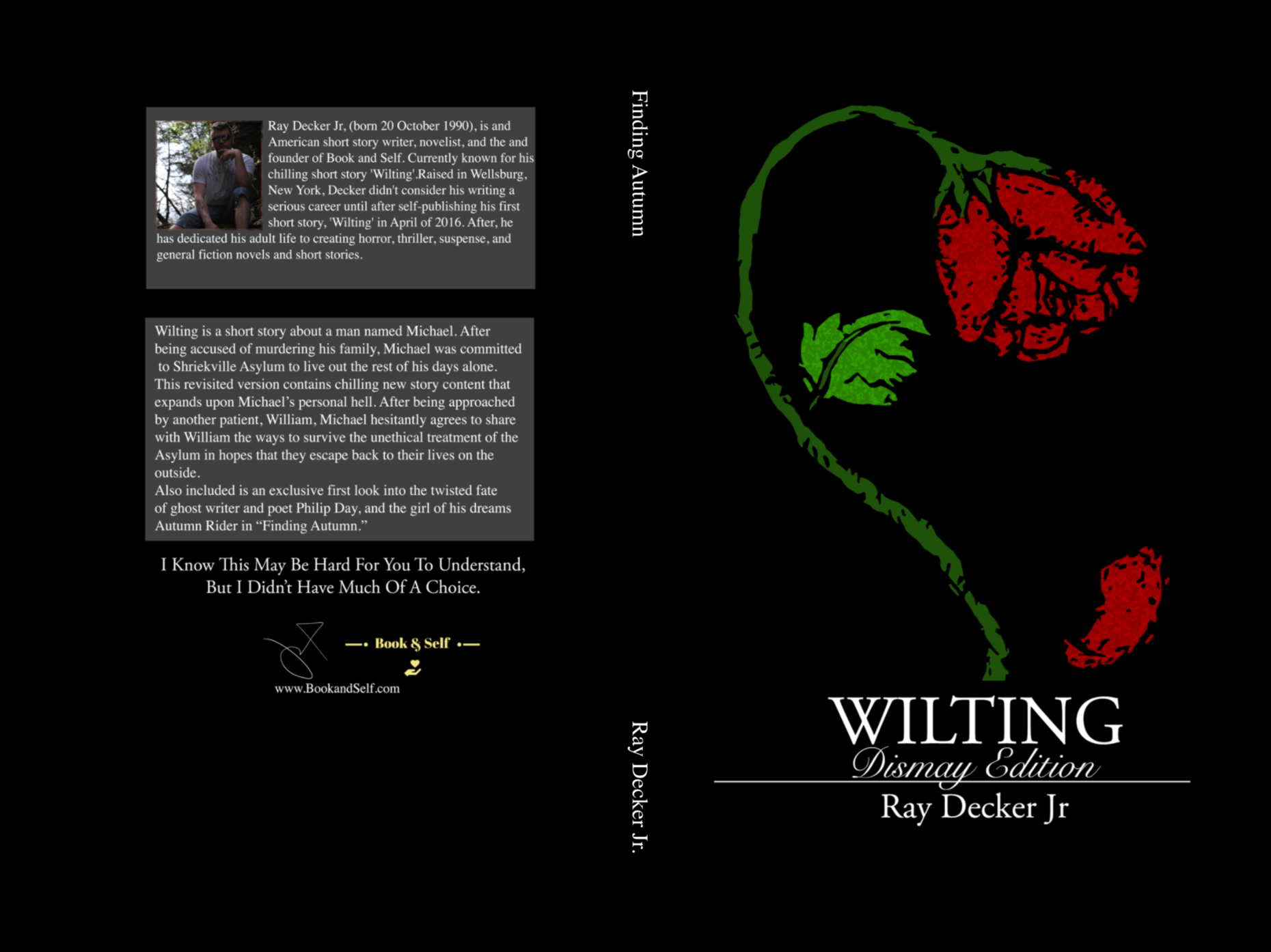 Wilting: Dismay Edition By Ray Decker Jr.