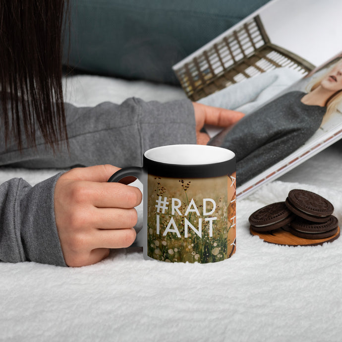 Inspiring - Magic Mug - Book and Self