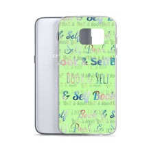 Load image into Gallery viewer, Book & Self Green Burn Book Case - Samsung Case - Book and Self