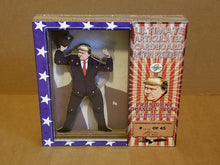 Load image into Gallery viewer, PRESIDENT DONALD TRUMP Limited Edition Handmade Cardboard Action Figurine
