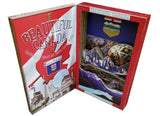 BEAUTIFUL CANADA SERIES: ALBERTA 3D limited poster-booklet 1/50 Canada Day Craft