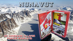 BEAUTIFUL CANADA SERIES: NUNAVUT 3D limited edition poster-booklet 1/50 Canada Day