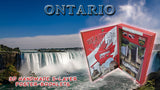 BEAUTIFUL CANADA SERIES: ONTARIO 3D limited edition poster-booklet 1/50 Canada Day