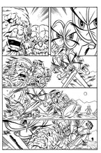 Load image into Gallery viewer, PAPER ROCK SCISSORS N' STUFF WARS #1 (ROOTH HULK 316 HOMAGE VARIANT)
