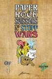Paper Rock Scissors N' Stuff Wars #1 (2nd Print)