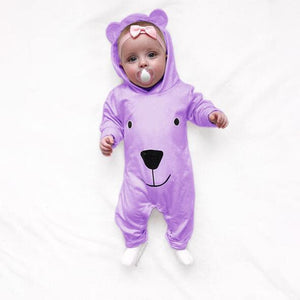 Infant/Baby Winter Jumpsuit - A&M Kidz Korner