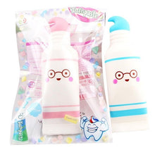 Load image into Gallery viewer, 1 pcs Cartoon Cute Toothpaste  Squishy Squeeze - a-m-kidz-korner