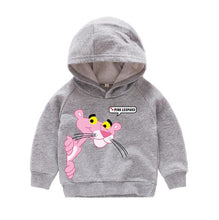 Load image into Gallery viewer, 3-10Y Pink Panther Hooded Long Sleeves  Outerwear - a-m-kidz-korner