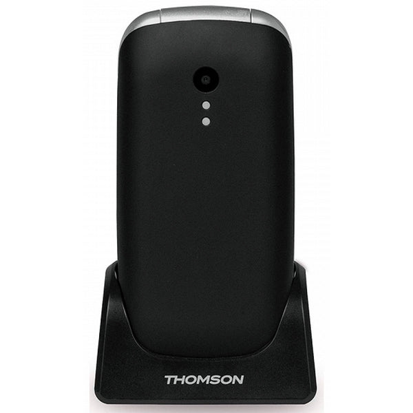 Mobile telephone for older adults Thomson SEREA 63 2,4'''' Bluetooth VGA FM Black - A&M Kidz Korner