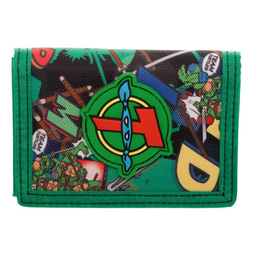 Teenage Mutant Ninja Turtle Wallet TMNT Gift TMNT Accessories Teenage Mutant Ninja Turtles Gift TMNT Wallet - a-m-kidz-korner