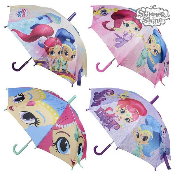 Umbrella Shimmer and Shine 70454 (Ø 40 cm) - A&M Kidz Korner
