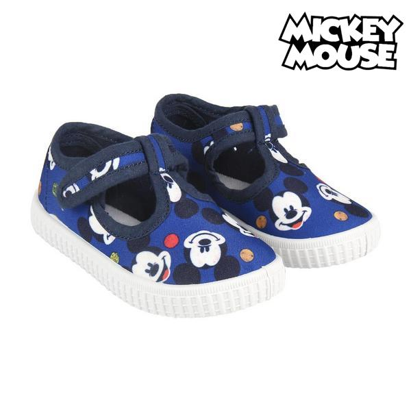 Children's Casual Trainers Mickey Mouse 73545 Blue - A&M Kidz Korner