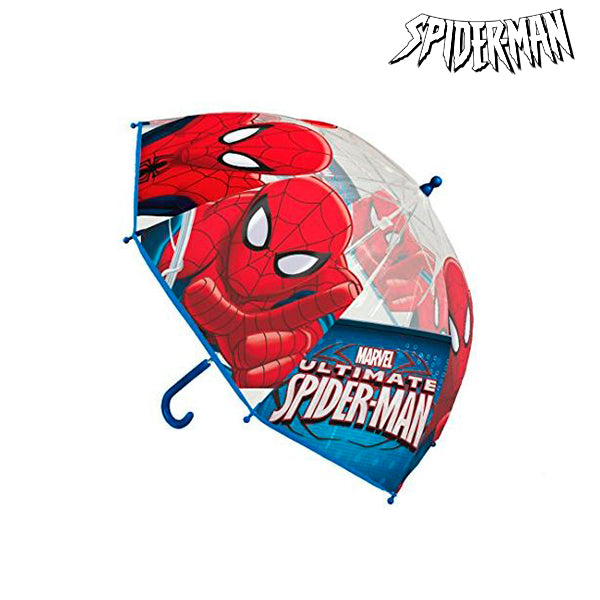 Bubble Umbrella Spiderman 20672 (45 cm) - A&M Kidz Korner