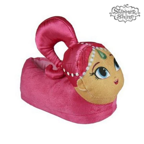 3D House Slippers 3d Shimmer and Shine 72720 - A&M Kidz Korner
