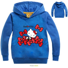 Load image into Gallery viewer, Classic Hoodies-Long Sleeve C - a-m-kidz-korner