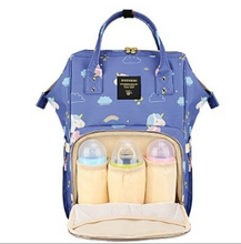 Load image into Gallery viewer, SUNVENO Large Travel Diaper Bag Backpack - A&M Kidz Korner