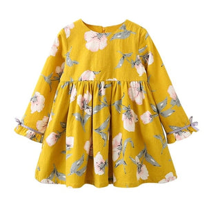 Fashion Toddler Kids Baby Girl Dress - A&M Kidz Korner