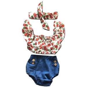 Infant Pineapple Outfit - a-m-kidz-korner