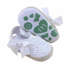 Load image into Gallery viewer, Knitted Infant Baby Girl Shoes Toddler Princess - a-m-kidz-korner