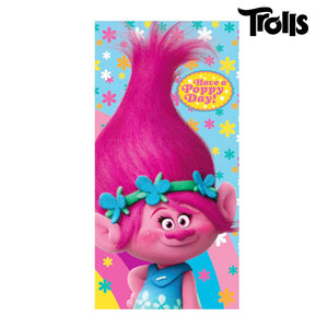 Poppy (Trolls) Beach Towel - A&M Kidz Korner