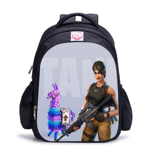 3D Battle Royale Fortnite Backpack-Unisex - A&M Kidz Korner