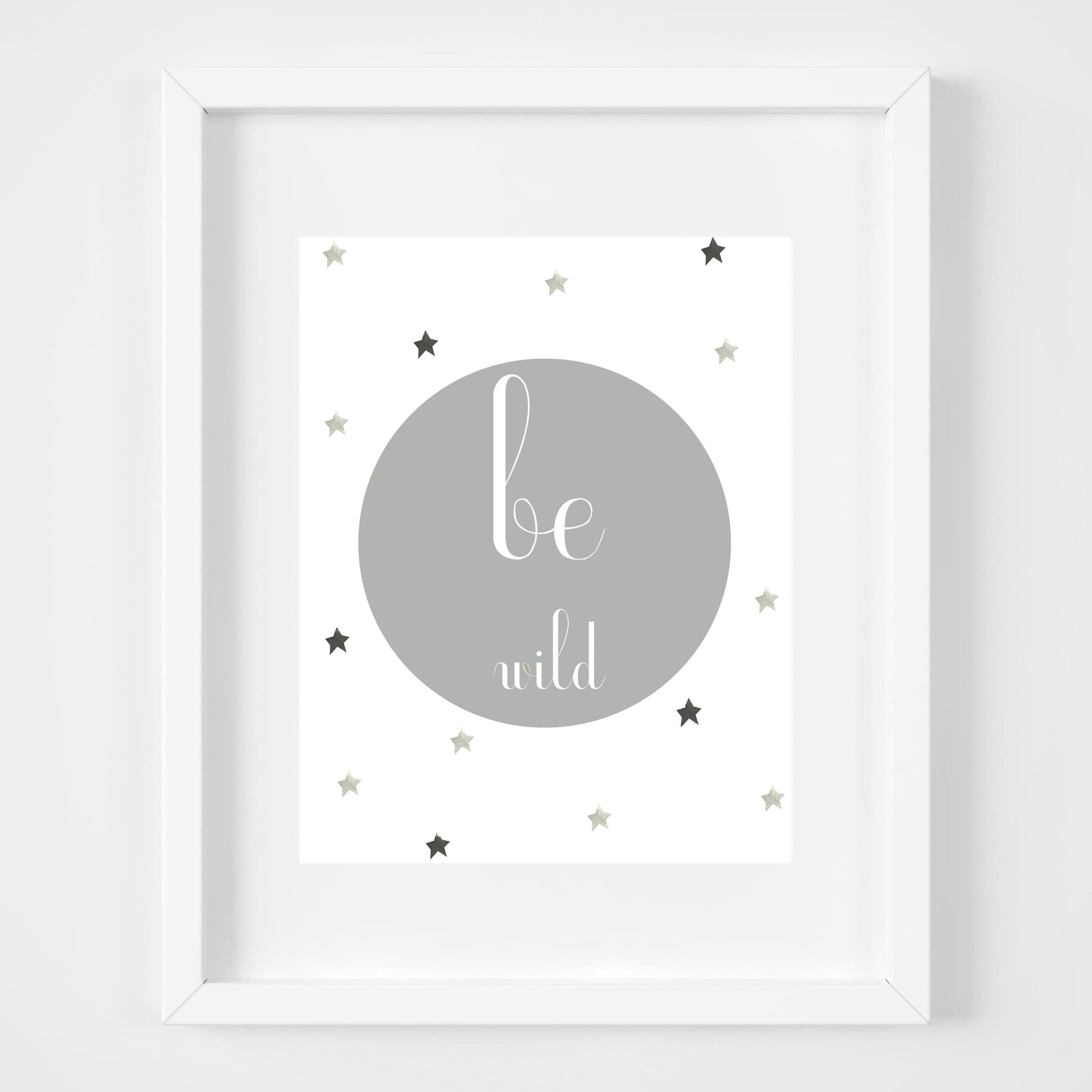 bebemoss.com Be wild print handmade by moms  gifts with purpose