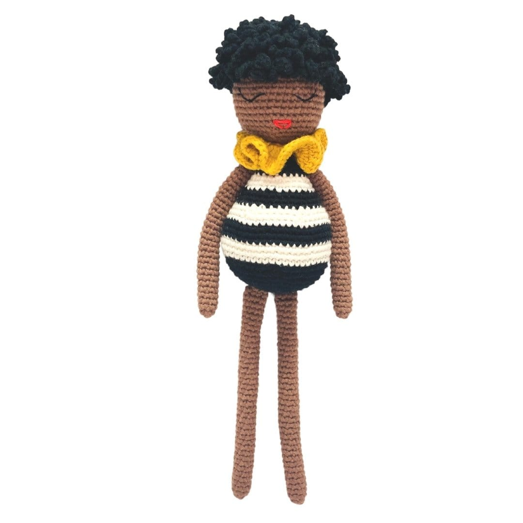 bebemoss.com stuffed animal PREORDER Deja the doll handmade by moms  gifts with purpose